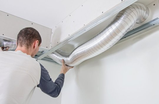 How To Install Ductwork In Your Home