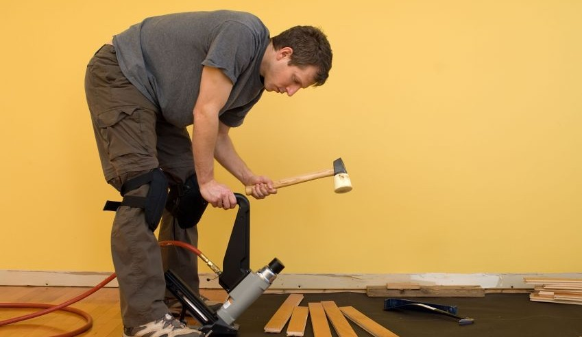 Replace Your Flooring