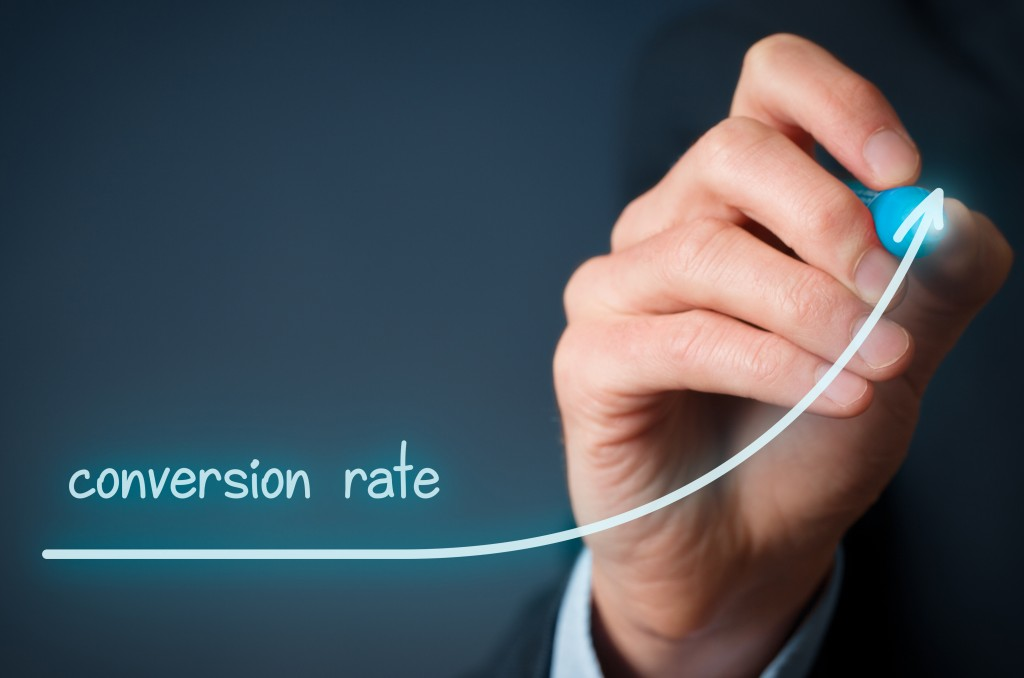 Increasing Your Conversion Rate