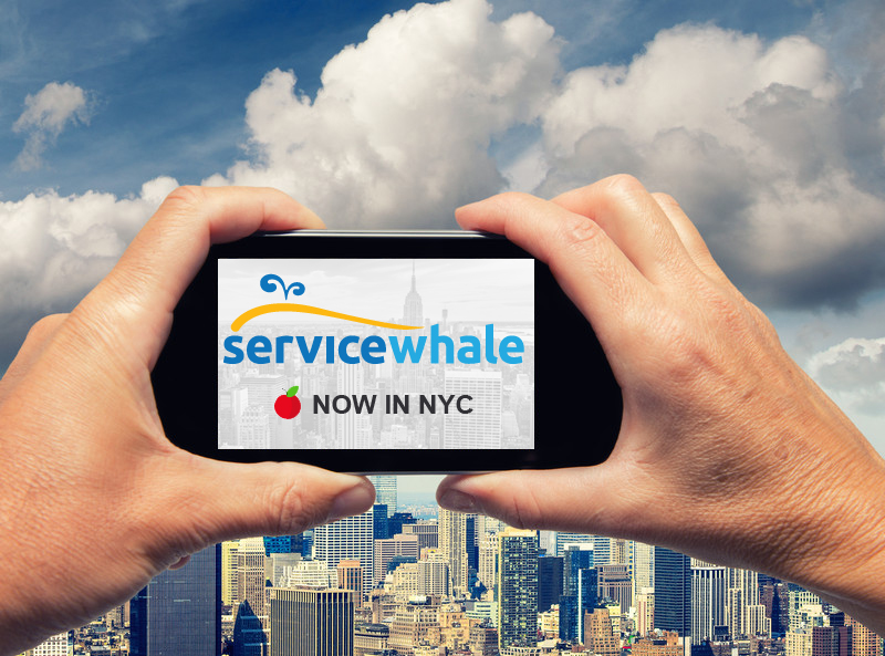 ServiceWhale Now in NYC