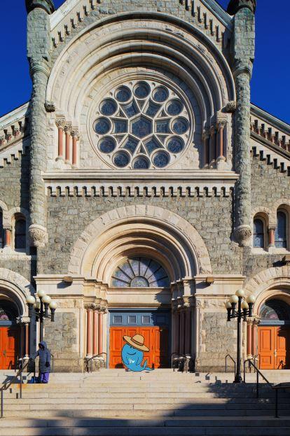 St Frances Xavier Catholic Church