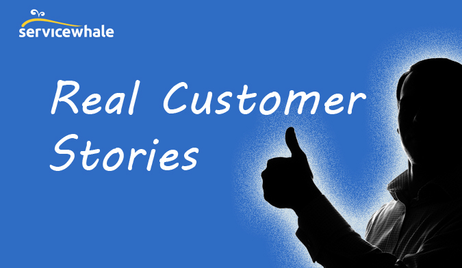 real customer stories