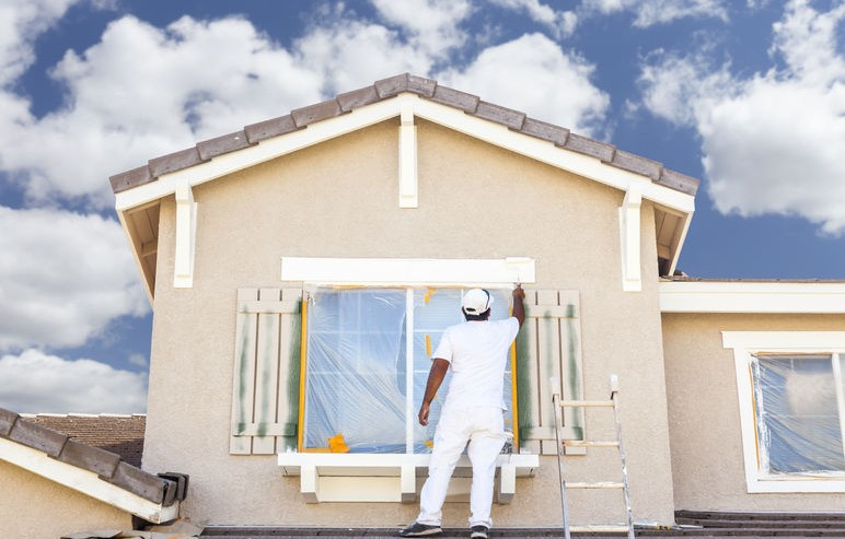 Exterior Painting: 5 Reasons Not to DIY