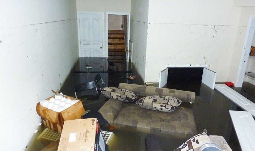 What to Do If Your Basement Is Flooded
