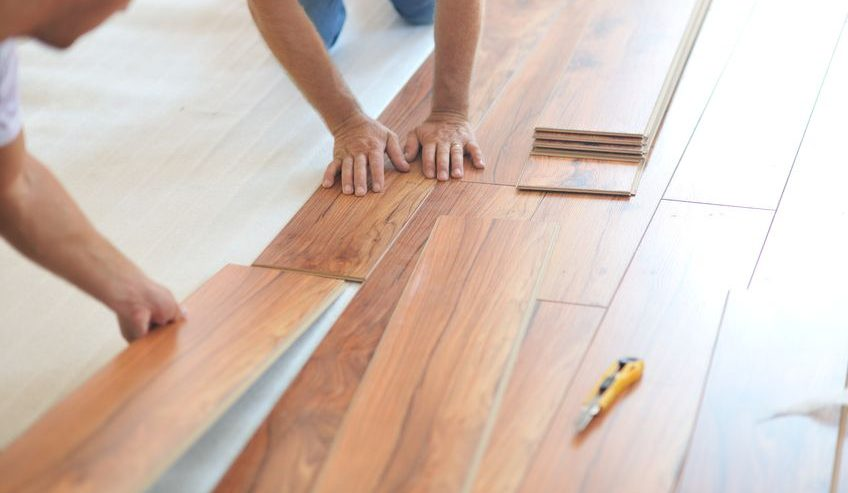 2 types of laminate flooring servicewhale for Types of laminate flooring