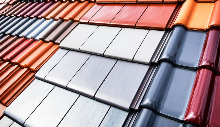 choosing colors for roof shingles
