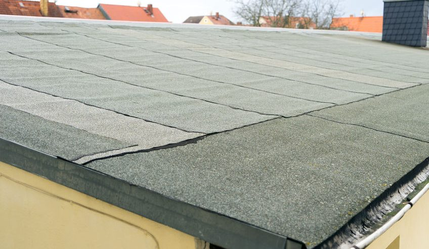 Flat roofing material options servicewhale for Roofing material options