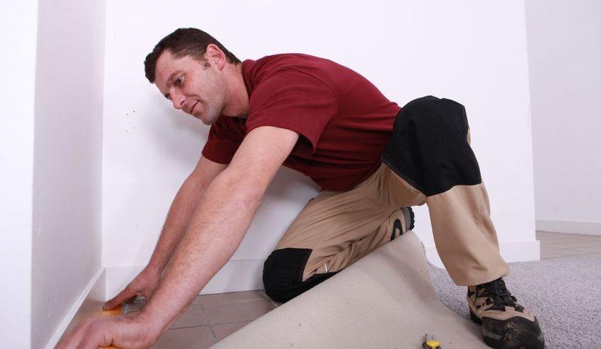budget for a carpet installation
